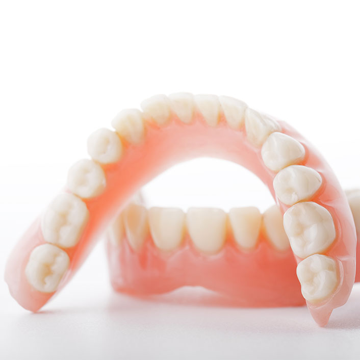Dentures - Dental Services